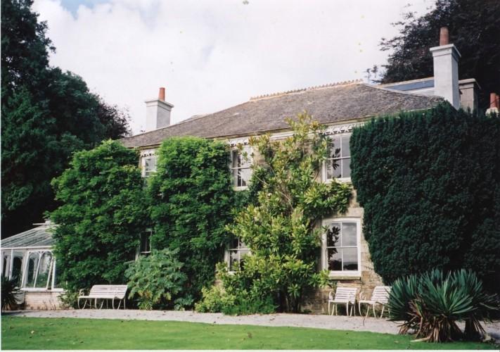 Tregoose House exterior