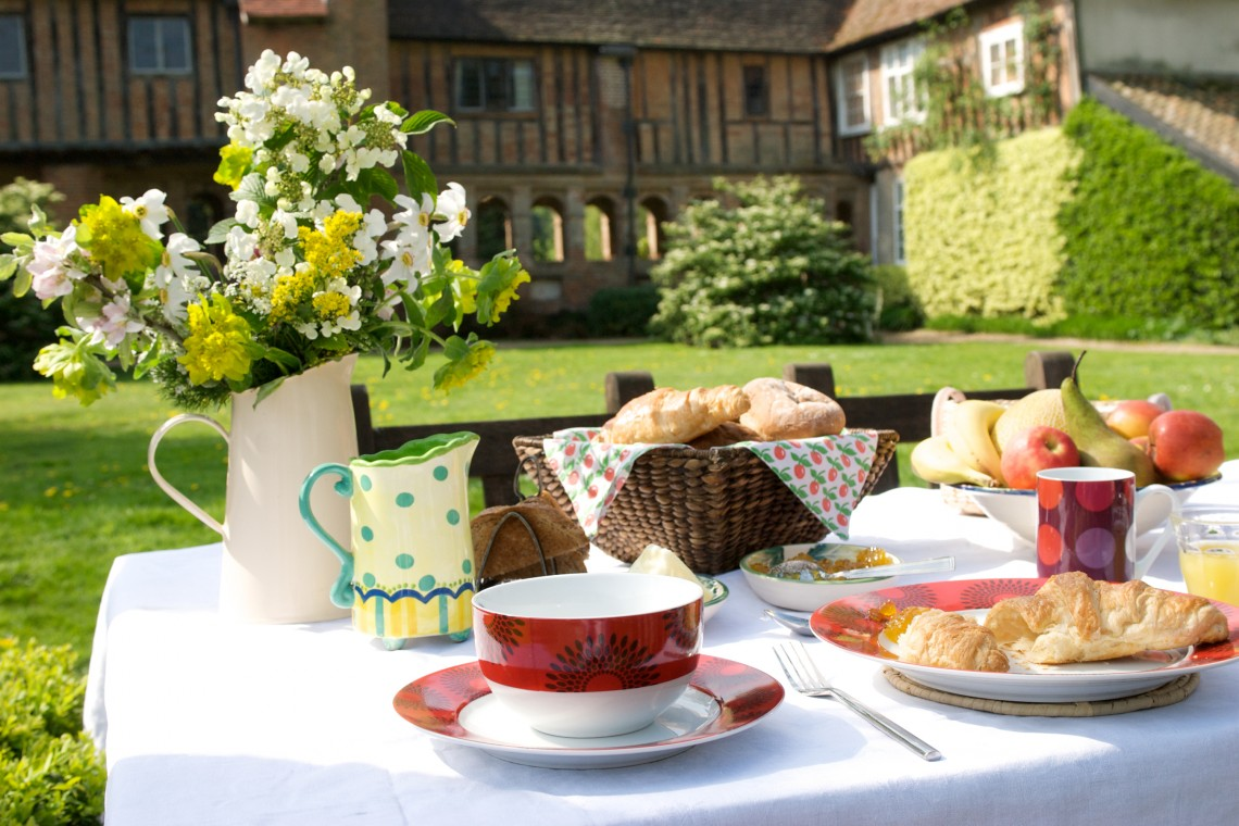 West Stow Breakfast save money on your summer staycation