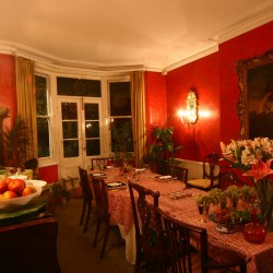 Dining Room at 113 Pepys Road
