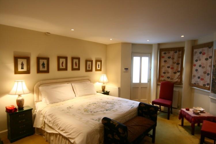Pepys Road B&B Bedroom