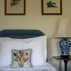 Bedroom at Pepys Road