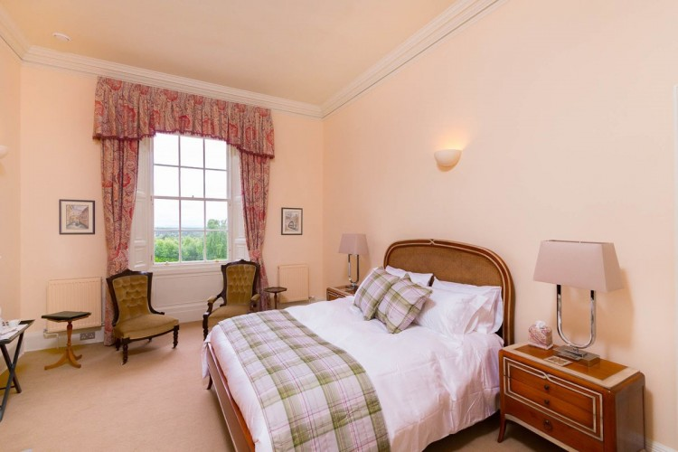Family and Friends Suite at Blervie House