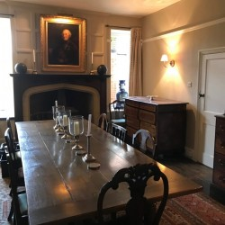 Borough Court Bed and Breakfast dining room