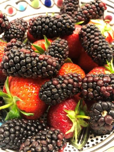 Braefield Bed and Breakfast fruit