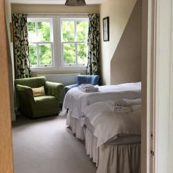 Braefield Bed and Breakfast twin bedroom