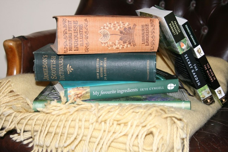 Braefield Bed and Breakfast books