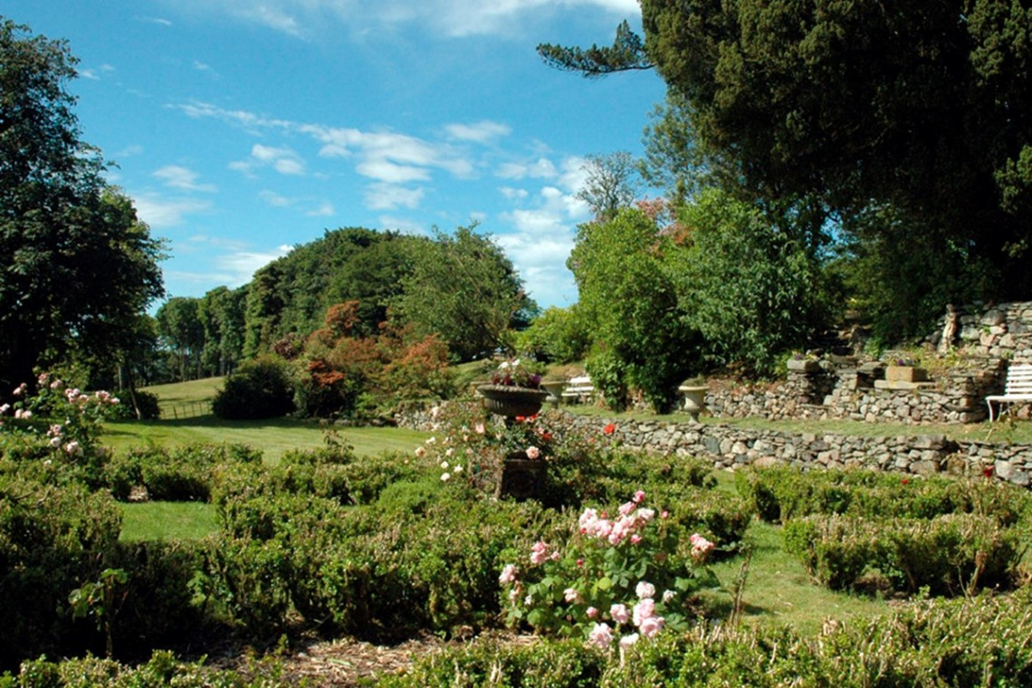 Garden Guide to Broadgate House
