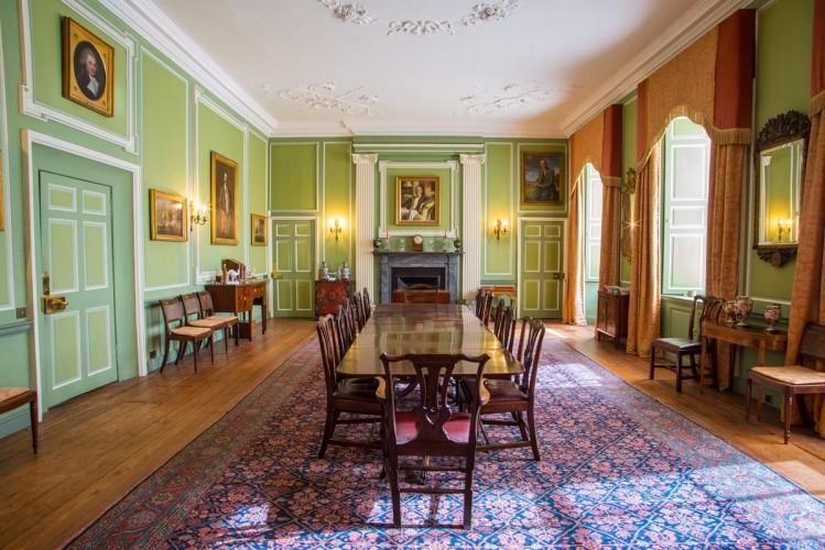 Cardross B&B guest dining room
