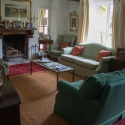 Catwell House, Quantocks B&B guest sitting room