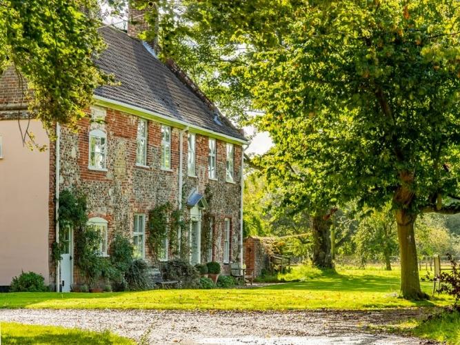 College-Farm-Thetford-BB-rear-view