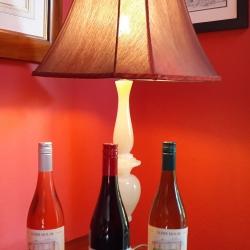 Glebe House Muston house wine