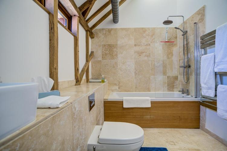 South Park Farm Barn Bathroom 1