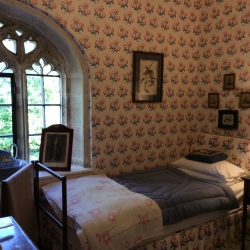 The old rectory pimperne B&B guest single bedroom