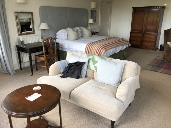Warwick Hall bed and breakfast