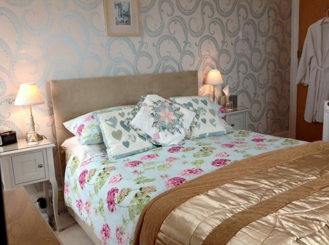 Double Bedroom Atlantic House Bed and Breakfast