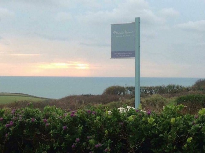 Sea View Atlantic House Bed and Breakfast