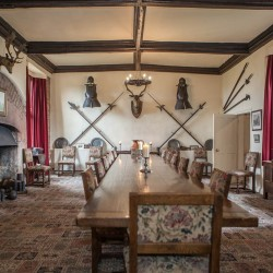 Dining Hall Blackmore Farm Bed and Breakfast