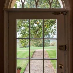 Brills Farm Bed and Breakfast garden door