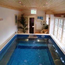 Burnville House, The Coach House Swimming pool