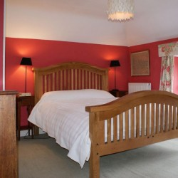 Burnville House, The Coach House Bedroom