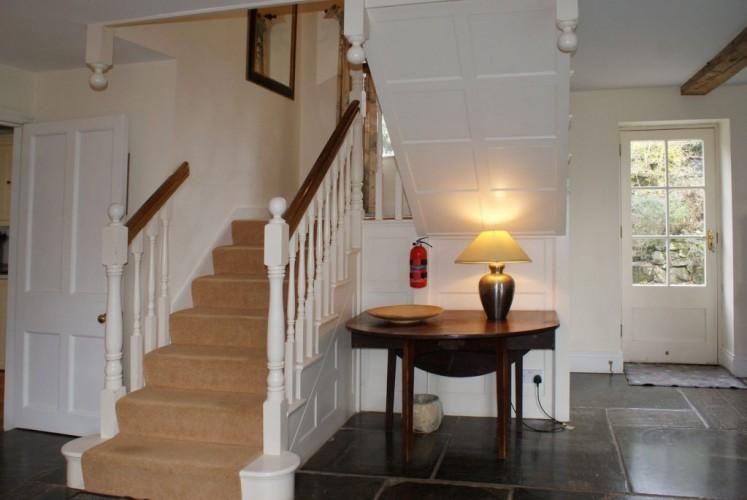 Burnville House, The Coach House Hallway