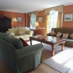 Burnville House, The Coach House Sitting room