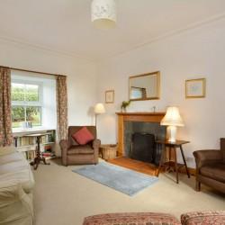 Cardross, Arnvicar Sitting room