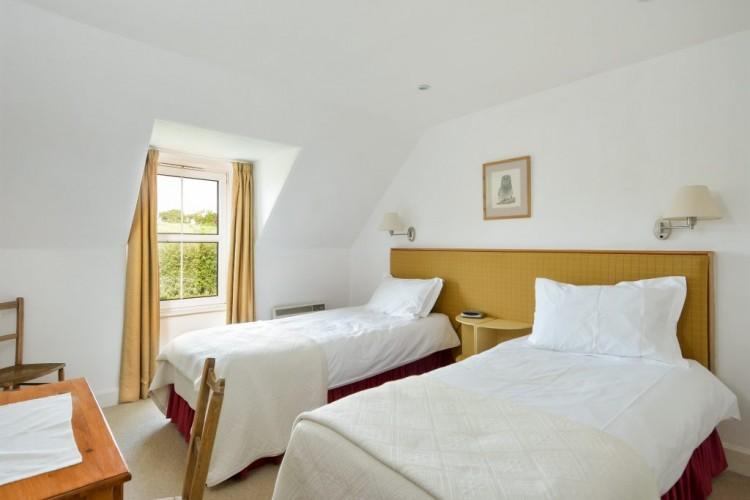 Cardross, Arnvicar Bedroom