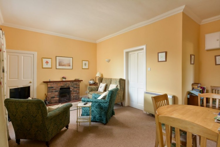 Cardross Yew Tree cottage Sitting room