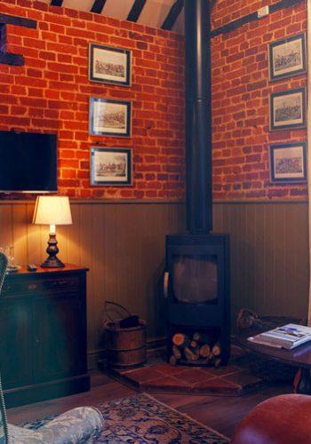Carricks at The Huntsman Fireplace