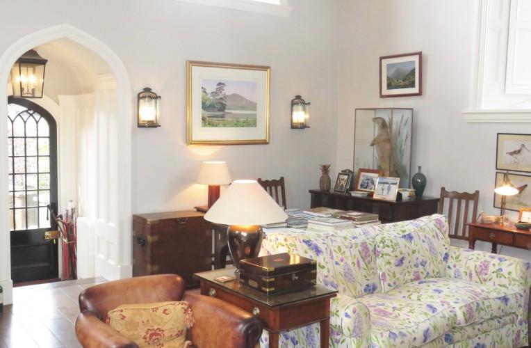 Chapel House B&B guest sitting room