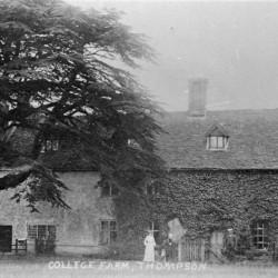 College Farm Thetford B&B historical