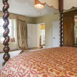 Crow Leasow B&B guest Bedroom