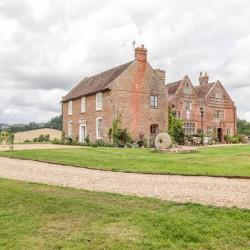 Crow Leasow B&B Manor farm house