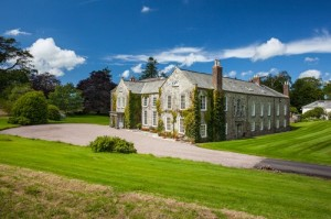 devon manor house exterior