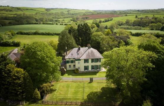 Elm Grove Country House B&B aerial