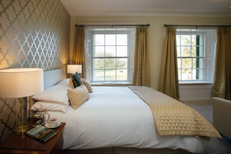 Elm Grove Country House B&B guest bedroom
