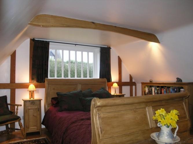 Flindor Cottage B&B guest bedroom