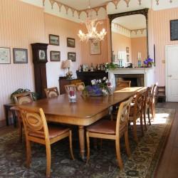 Glebe House Muston B&B dining room