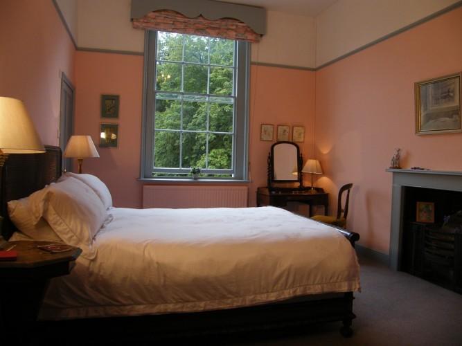 Glebe House Muston B&B guest bedroom