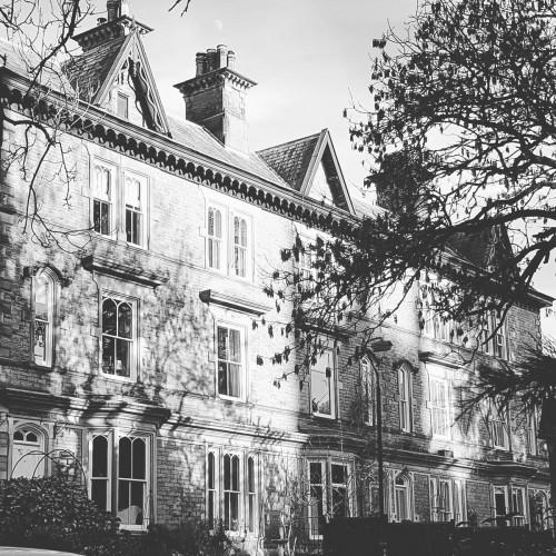 Glendon House Exterior historic