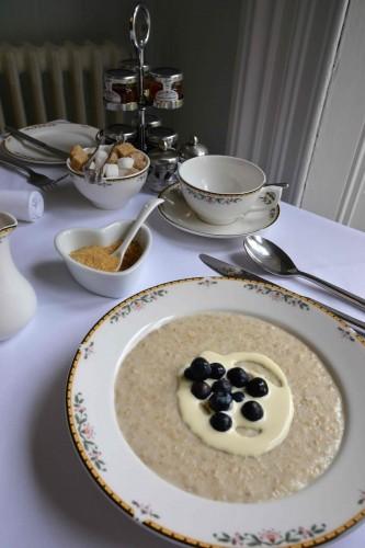 Breakfast Porridge at Glendon House B&B