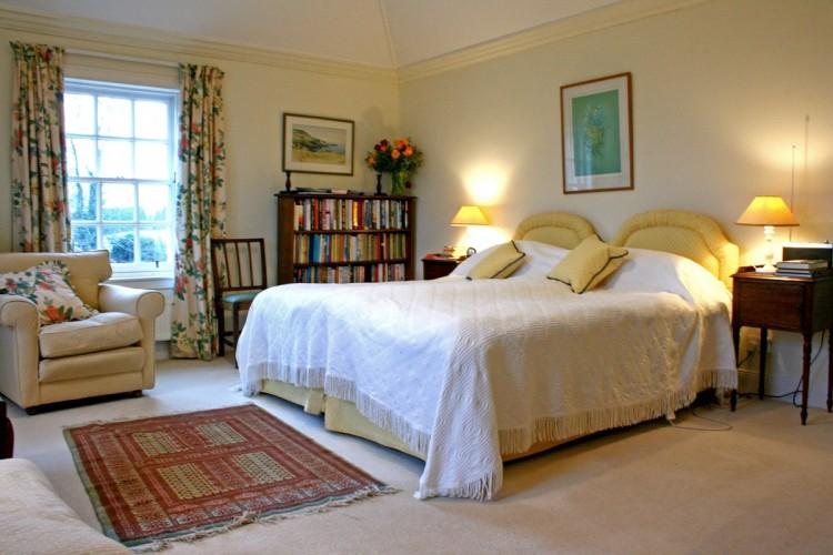 Greenhead Farm B&B guest bedroom