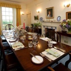 Greenhead Farm B&B dining room