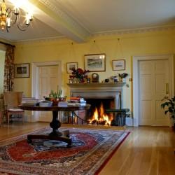Greenhead Farm B&B living room