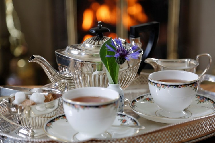 Greenhill House B&B tea