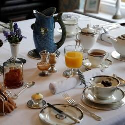 Greenhill House B&B breakfast