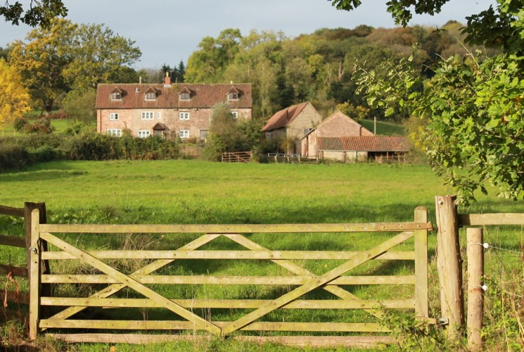Grove Farm B&B distant view