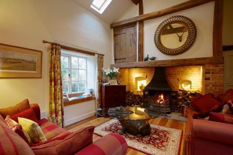 Horseshoe Cottage B&B Sitting Room
