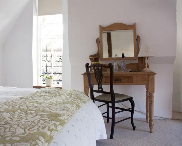 Hrempis Farm B&B guest bedroom